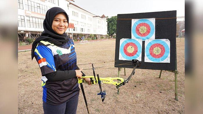 Berlabel Timnas, Atlet Panahan Sri Ranti Jadi Tumpuan Tim Jawa Barat di BK PON XX