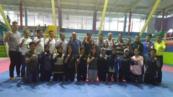 FORKI Jabar Seleksi Karateka Terbaik Untuk Dipersiapkan BK PON XX