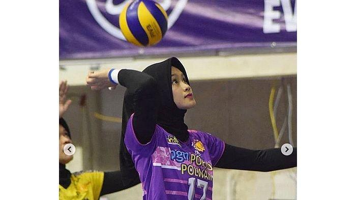 Mulanya Hanya Iseng Bermain Voli, Kini Wilda Menjadi Atlet Nasional