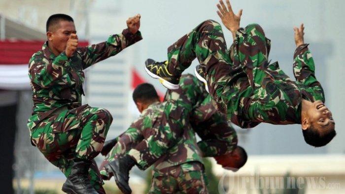 Rekrutmen Tamtama TNI AD Tahun 2021 Sudah Dibuka, Berikut Persyaratan dan Tata Cara Pendaftarannya