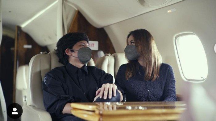 Atta Halilintar Boyong Aurel Hermansyah ke Bali dengan Private Jet: Baby AHHA Cooming