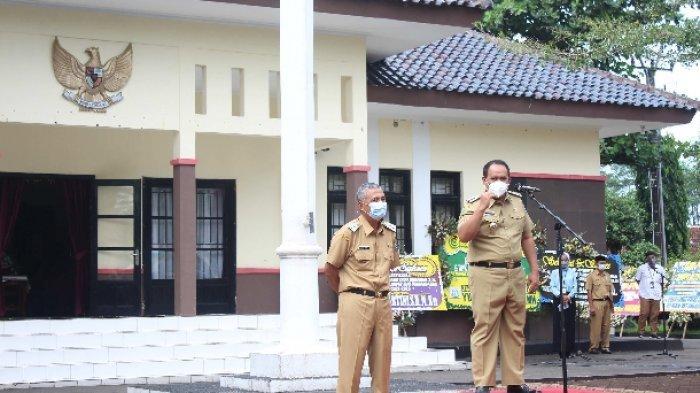 Awal Kerja, Ujang Endin : Jabatan Wakil Bupati Pangandaran Amanah, Janji Politik Harus Ditunaikan