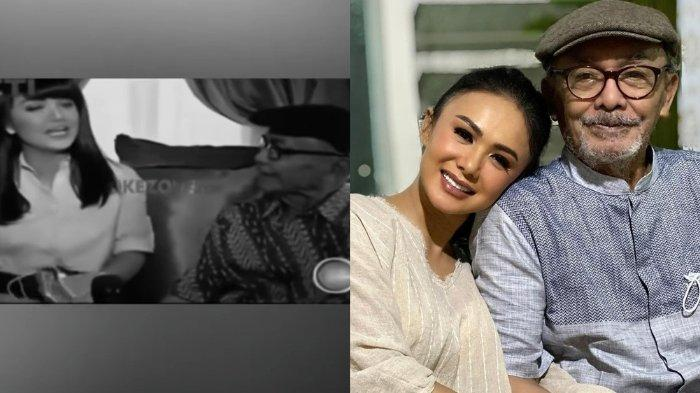 Kesedihan Krisdayanti dan Yuni Shara Ikhlaskan Kepergian Ayah yang Meninggal, Pajang Foto Kenangan