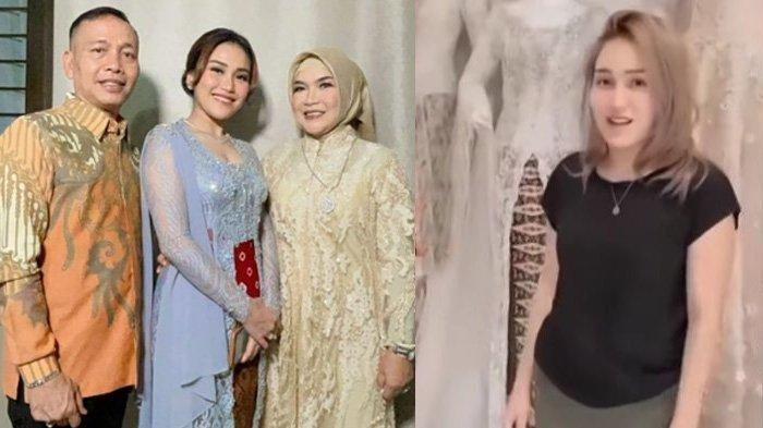 Ayu Ting Ting Kepergok Fitting Baju Pengantin di Bandung Ditemani Ayah Rozak & Umi Kalsum, Ada Apa?
