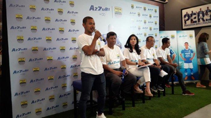 Sudah Ada 17 Sponsor, Komisaris Persib Bandung Pastikan Sponsor Bakal Terus Bertambah