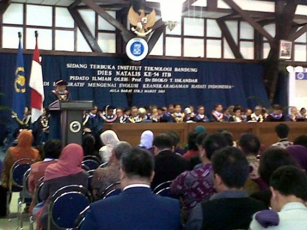 10 Kampus Terbaik Indonesia Versi SIR, Tidak Ada Unpad, UIN Bandung Terbaik Kedua, ITB ke Berapa?