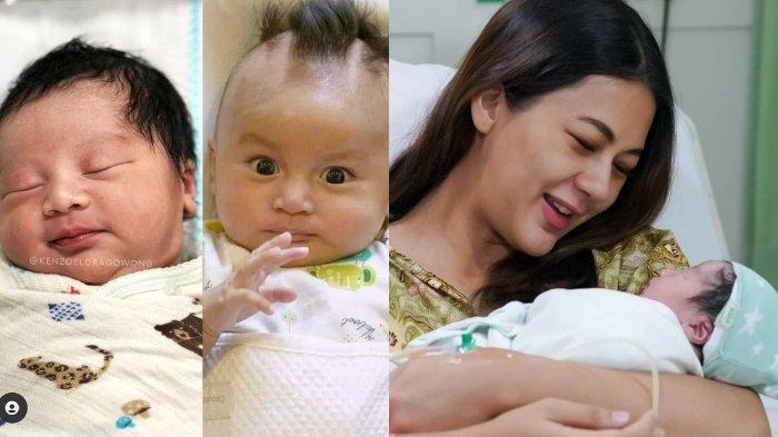 Rambut Baby Kenzo Akan Berakhir Seperti Kiano Dulu? Baim Wong Posting Foto, Paula Beri Peringatan