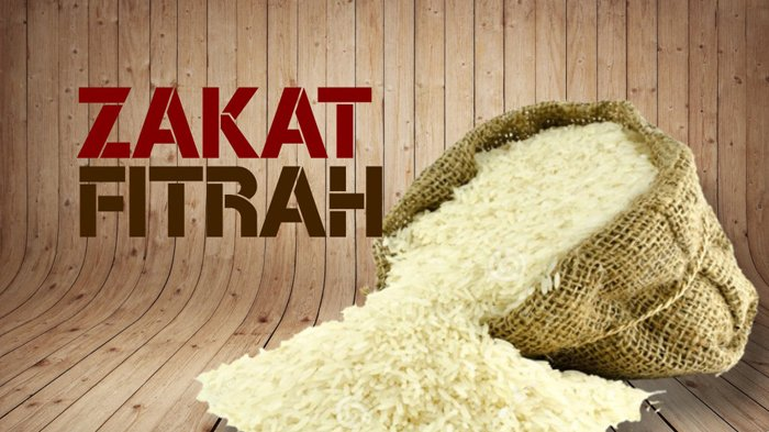 Bacaan Niat Zakat Fitrah untuk Diri Sendiri dan Doa Ketika Menerima Zakat
