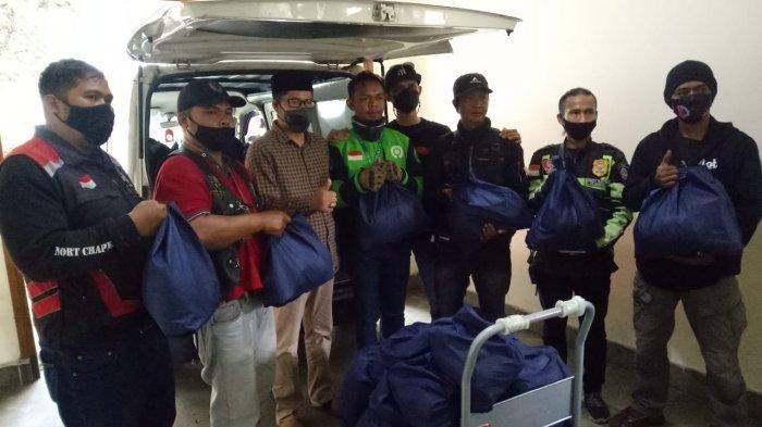 Distribusi Bantuan Sembako, Kesbangpol Pemprov Jabar Libatkan Ormas dan LSM di Kota Bandung