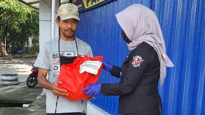 RFB Bandung Usung Kampanye Peduli Pejuang Nafkah Melawan Covid-19, Bagikan Sembako