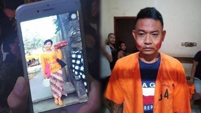 Kasus Pembunuhan SPG, Pelaku Melarikan Diri ke Rumah Istri Sah, Ditangkap saat Sedang Ini