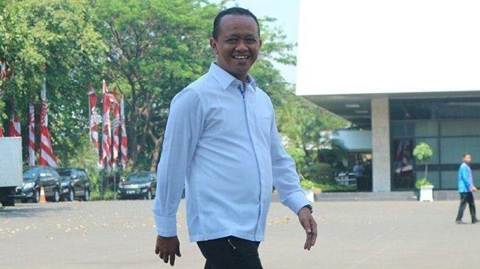 Dilantik Jadi Menteri Investasi, Segini Harta yang Dimiliki Bahlil Lahadalia, Punya Pikap Rp 18 Juta