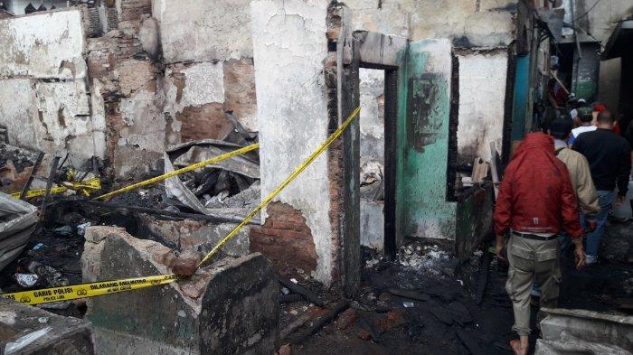 Cerita Warga Astana Anyar Saat Kebakaran Melalap Belasan Rumah