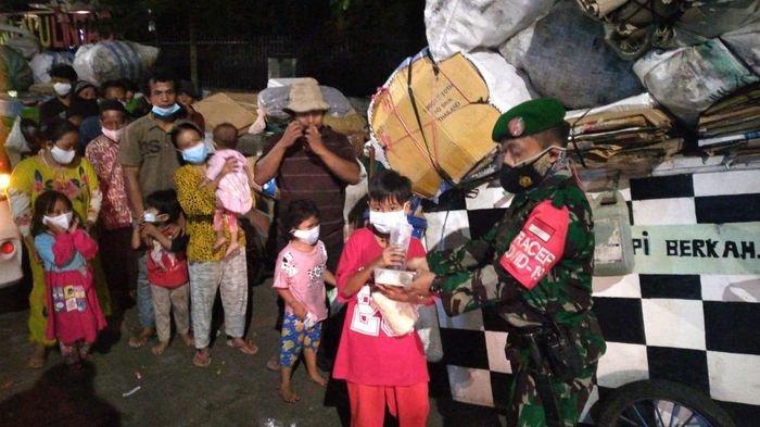 Baksos YKKJRK-TNI Ajak Masyarakat yang Mampu Memuliakan Warga yang Kekurangan
