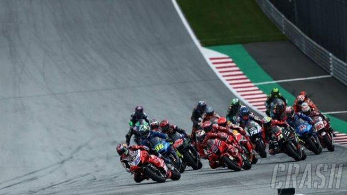 Jadwal MotoGP Hari Ini, Live Streaming TV Bersama GP Austria di Trans7 Petang Ini