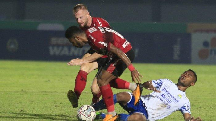 Persib Bandung Tampil Loyo Meski Lawan 10 Pemain Bali United, Ini Analisis Mantan