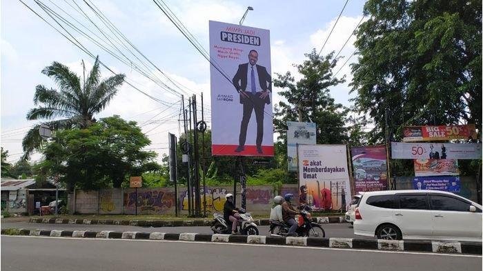 Anggota DPR RI Buka Suara Mengenai Baliho Mimpi Jadi Presiden di Cirebon