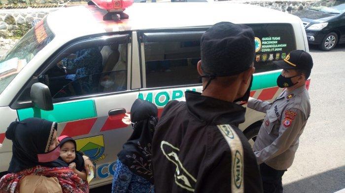Balita Kekurangan Gizi di Cianjur Dijemput Polisi, Dibawa ke Rumah Sakit dan Dibelikan Susu