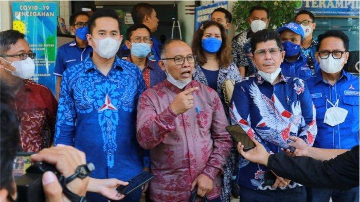Yosep Pendukung Pro KLB Mencabut Gugatannya Terhadap Menkumham dan DPP Partai Demokrat