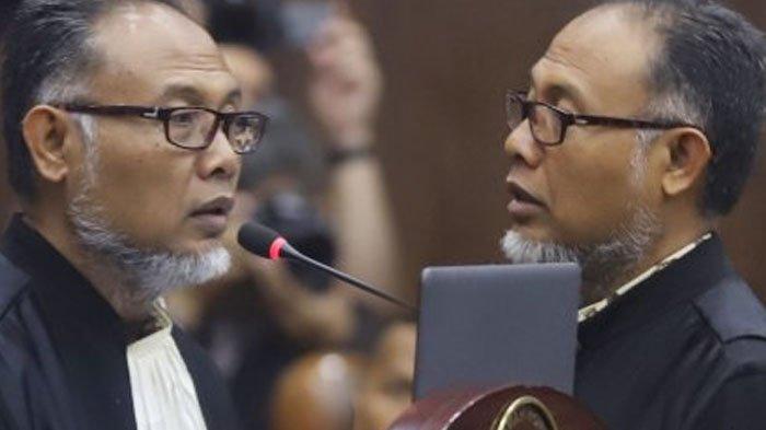 VIDEO Bambang Widjojanto Kesal, Usir Tim Hukum KPU yang Ketahuan 'Menyusup' dan Motret Barang Bukti