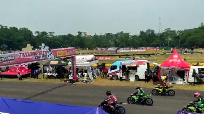 Bamsoet Buka Even Indonesia Cup Prix 2021 di Sirkuit Gery Mang Subang, Otomotif Menggeliat Lagi