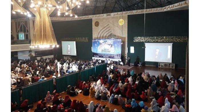 Momen Pergantian Tahun, Oded Berharap Umat Islam Lebih Banyak Lagi untuk Memakmurkan Masjid