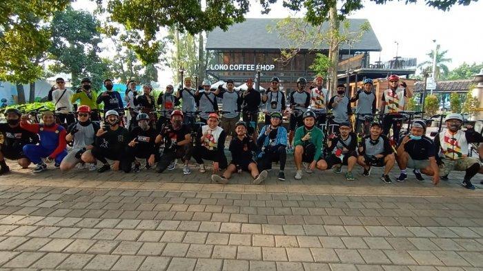CHOI Chapter Bandung Gelar Bandung Lautan Hazy dengan Tetap Patuhi Protokol Kesehatan