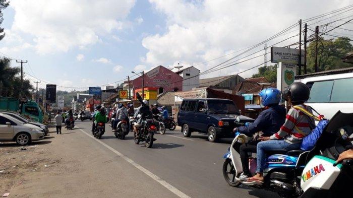 Hari Ini Diprediksi Puncak Arus Wisata di Bandung Selatan Ciwidey