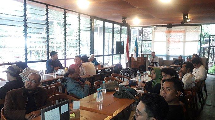 Ketika Lingkungan Hidup Kawasan Bandung Utara yang Dianggap Kritis Dibahas dalam Sebuah Diskusi