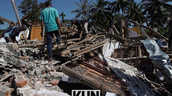 Psikolog: ISPA Hantui Korban Gempa Lombok yang Tinggal di Pengungsian