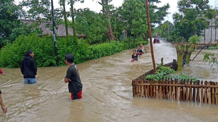 Selain Sumuradem, BPBD Indramayu Sebut Desa Bugel Kecamatan Patrol Juga Diterjang Banjir