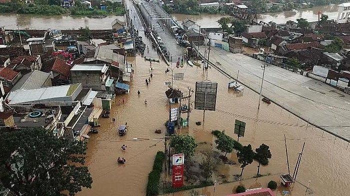 Banjir Besar Mengerikan Dikisahkan di Al Quran, Semua Manusia Mati, Tersisa Nabi Nuh dan Pengikutnya