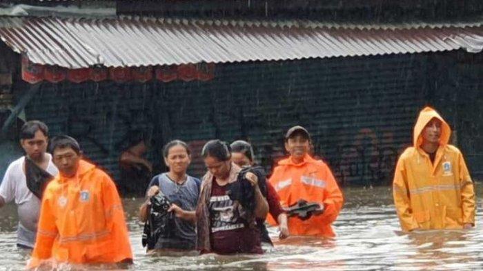 Fakta-fakta Banjir Jakarta, dari Warga Tewas Diduga Tersetrum, hingga Ada Wilayah yang Longsor