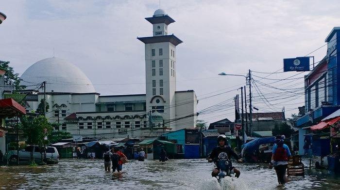 Dayeuhkolot dan Baleendah Terendam Banjir, Ada yang Mencapai 1,5 Meter