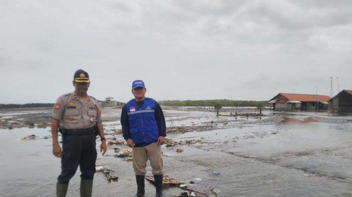 Banjir Rob di Desa Eretan Kulon Indramayu Bukan Kali Pertama, Harus Ada Perbaikan Breakwater Segera