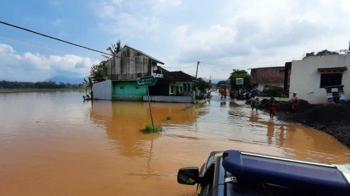 Hujan Sore Malam Banjir, 3 Kampung di Sukaresik Kabupaten Tasikmalaya Puluhan Tahun Seperti Itu