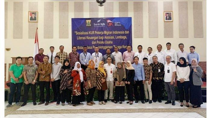bank bjb Dukung Pekerja Migran Indonesia