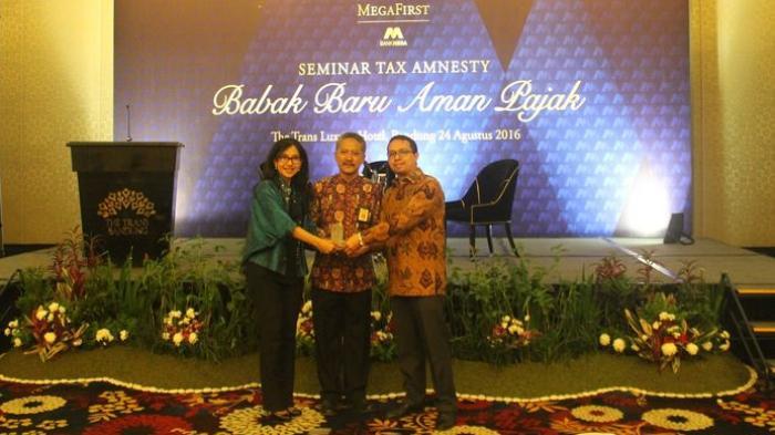 Dukung Tax Amnesty, Bank Mega Siapkan Produk Investasi