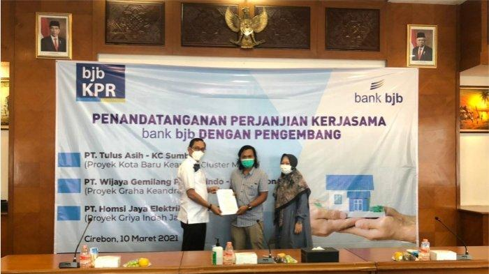 bank bjb Dongkrak Potensi KPR di Wilayah Cirebon