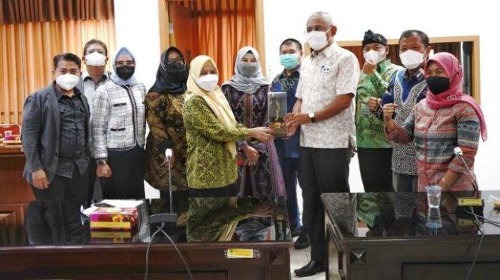 Kunjungi Jawa Tengah, Banmus DPRD Jabar Pelajari Strategi Sinkronisasi Program Kerja