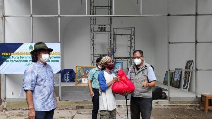 Pelaku Seni dan Budaya di Jabar yang Terdampak PPKM Darurat Dapat Bantuan dari Pemprov Jabar