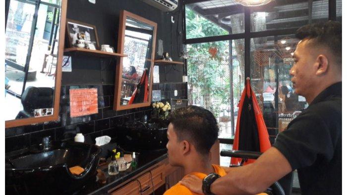 Ini Barbershop di Bandung yang Sering Dikunjungi Pemain Persib, Artis, hingga Ridwan Kamil