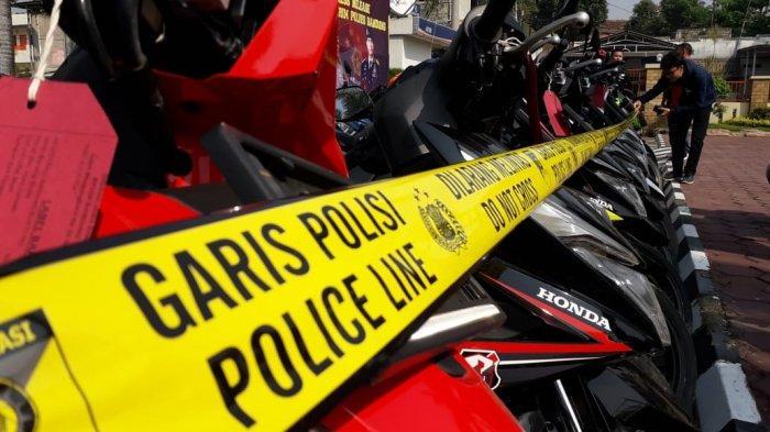 Buron Setahun,Ts Warga Cianjur Pelaku Curanmor di Sumedang Diringkus Polisi saat Main PS