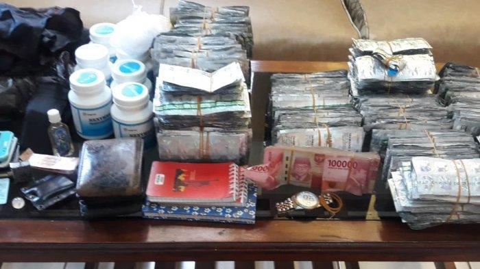 Polisi Tangkap 3 Pelaku Peredaran Narkoba di Tegalbuleud Sukabumi, Uang dan Motor Ikut Disita