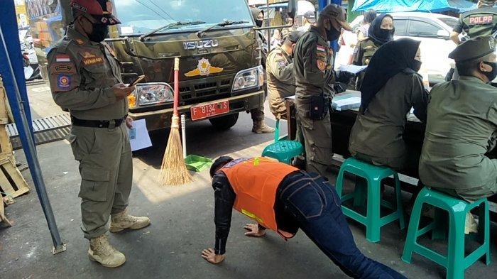 Baru Awal Tahun Sudah 216 Pelanggar Prokes di Kota Sukabumi tapi Belum Diberi Sanksi