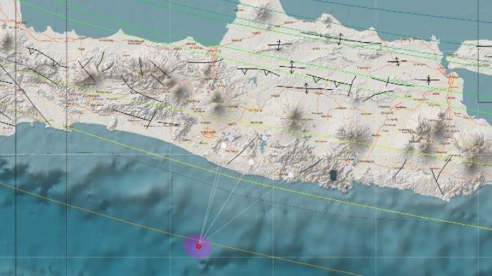 BERITA Populer Gempa, Tadi Malam Lindu Melanda Gunungkidul, Malang dan Lombok, Ini Unggahan BMKG