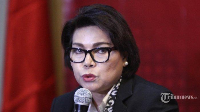 Basaria Panjaitan Tak Lolos Tes Psikologi Seleksi Capim KPK 2019-2023, Begini Komentarnya