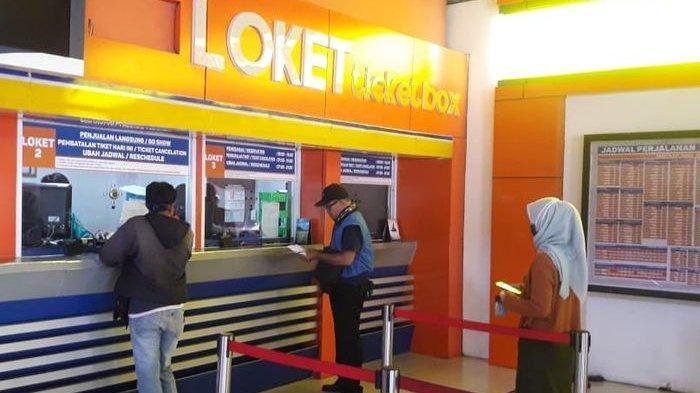 PT. KAI Daop 2 Bandung Pastikan Tidak Melayani Penjualan Tiket Kereta Api Di Tanggal Berikut Ini