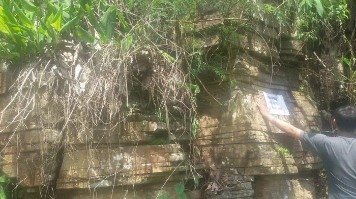 Batu Susun Rompe Butut di Ciamis Segera Diteliti Arkeolog dari Balai Arkeologi Bandung