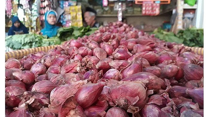 Menjelang Lebaran, Harga Bawang Merah dan Cabai Rawit di Purwakarta Mulai Merangkak Naik